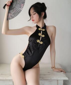 홍콩에서 돌아오지 않는 그녀의 치파오